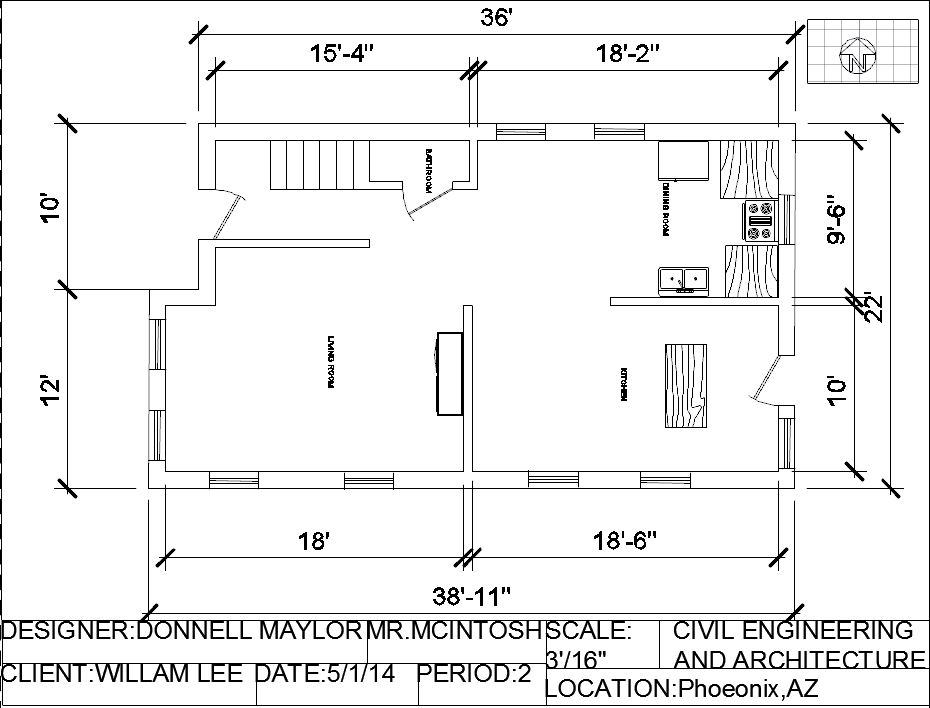Standard sizes of rooms in house my web value for Blueprint sizes